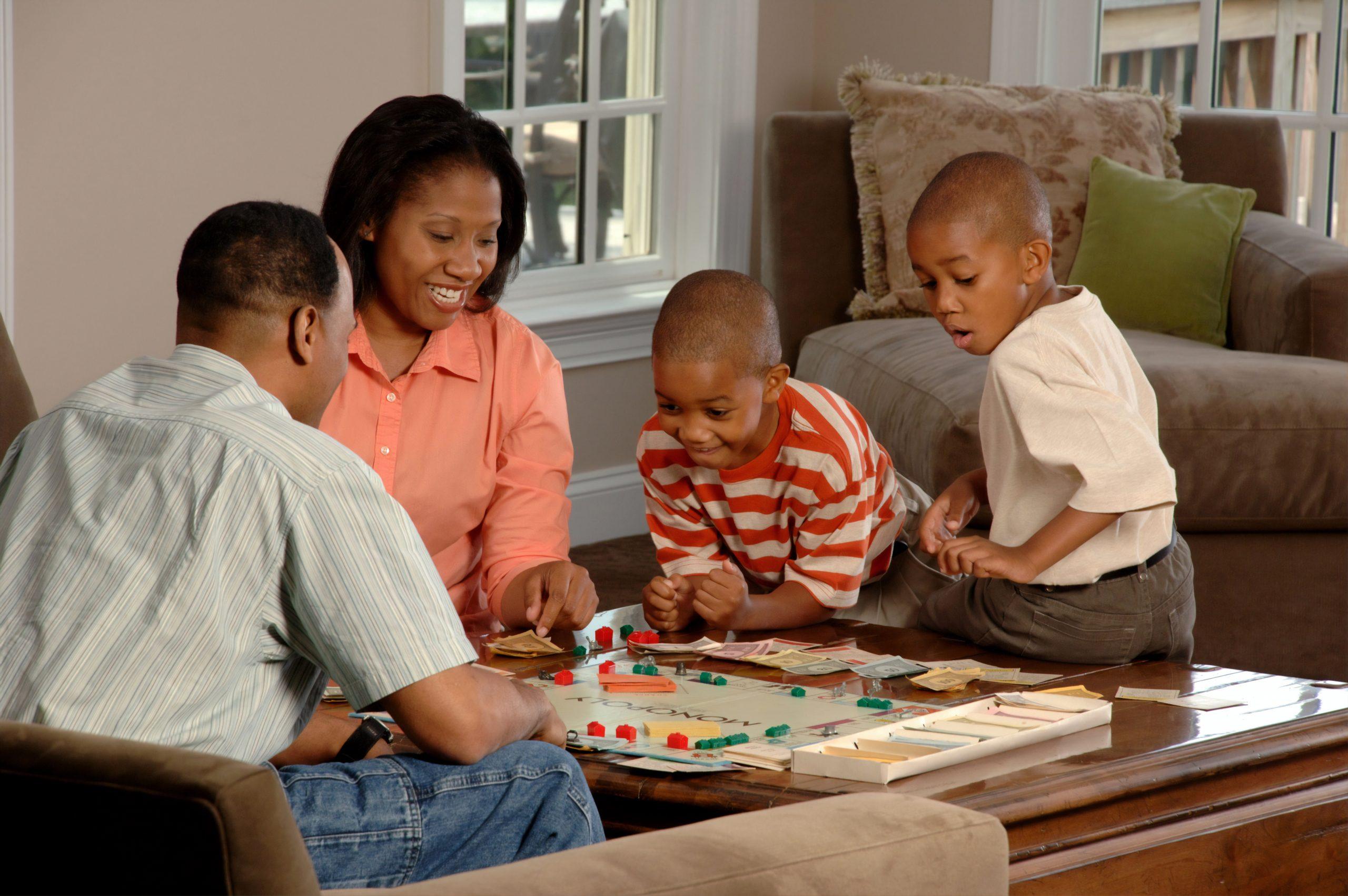 giochi famiglia